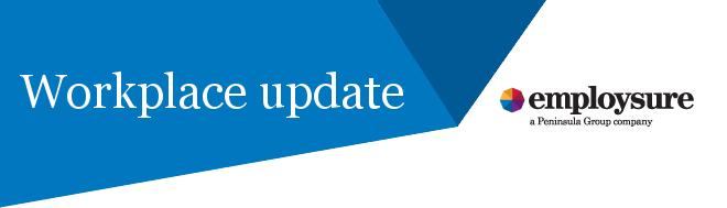 Employsure: Workplace Update – August 2015