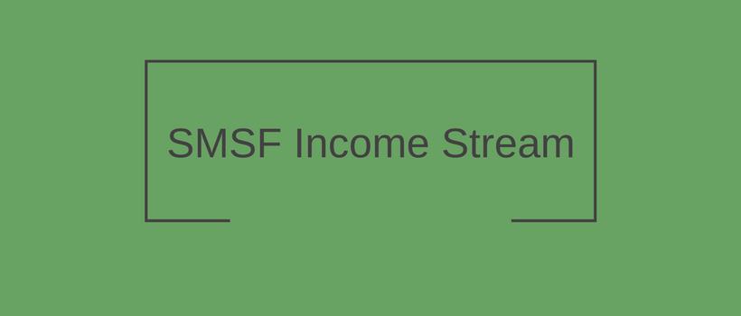 SMSF Income Stream