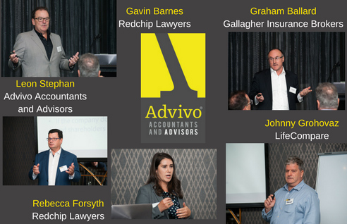 Advivo Seminar Wrap-up - 2017