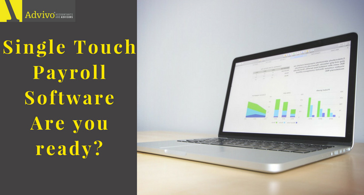 Single Touch Payroll Software
