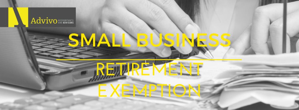 Small Business Retirement Exemption
