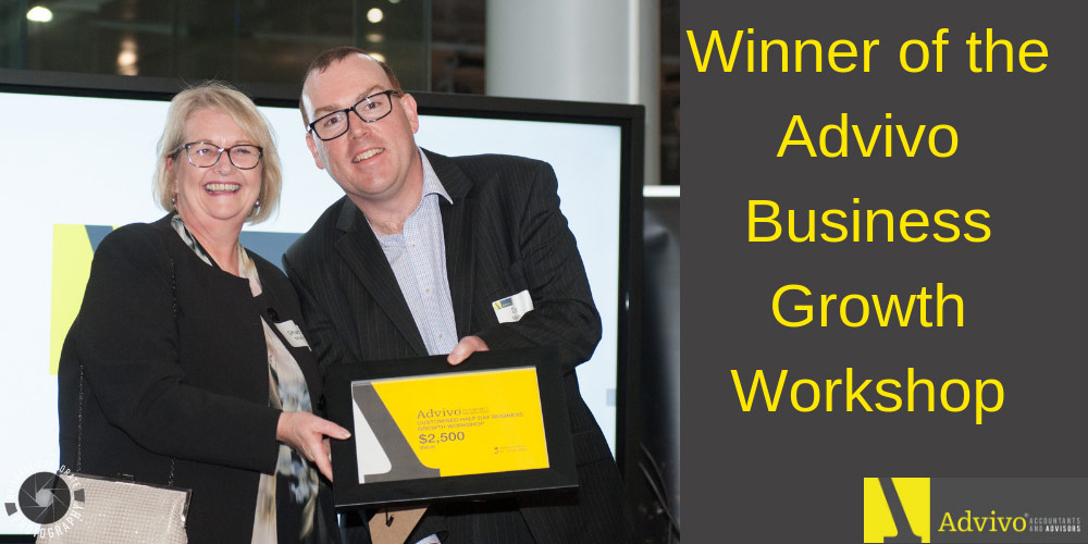 Winner of the Advivo Business Growth Workshop