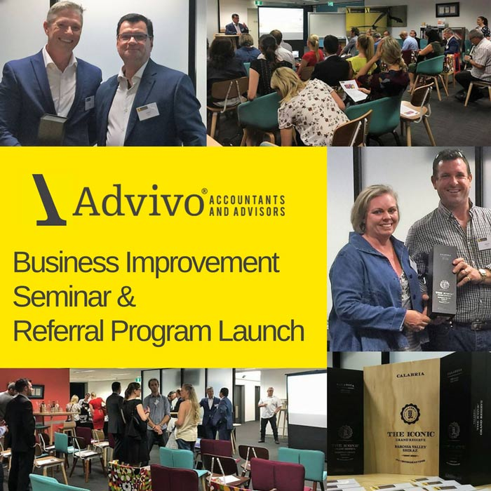 Advivo Business Improvement Seminar