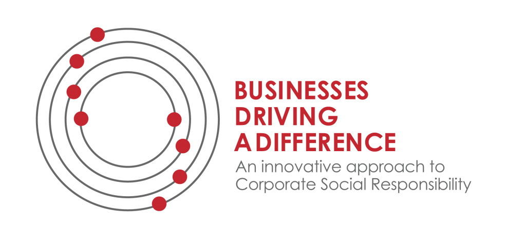 Business Driving a Difference logo