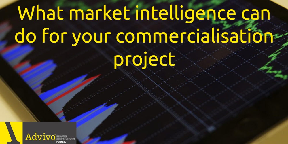 Market intelligence for commercialisation project