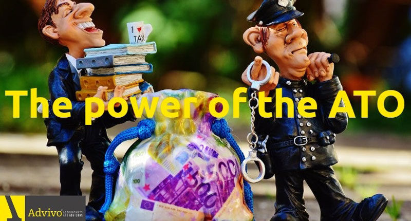 The Power of the ATO Garnishee Notice