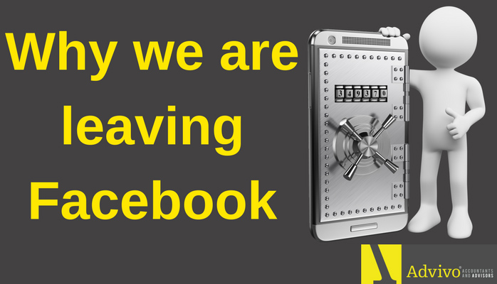 Why we are leaving Facebook