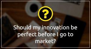 commercialising innovation