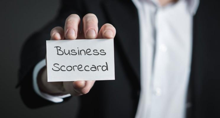 Free Mid-Year Business Scorecard