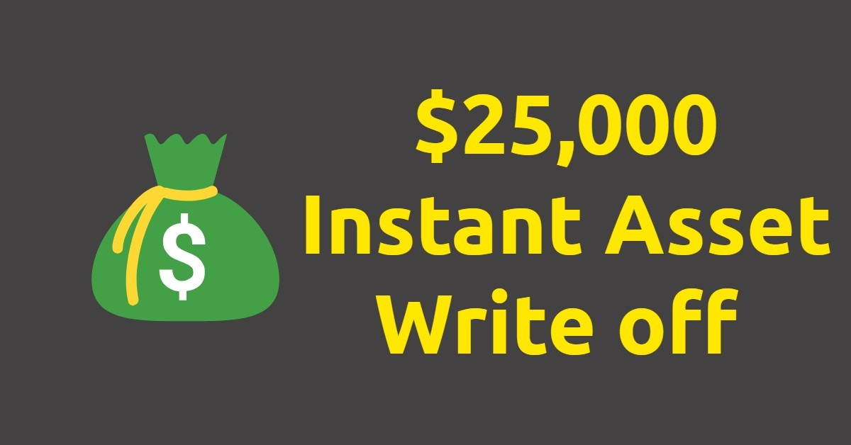 Are You Eligible for the Small Business Instant Asset Write-off?