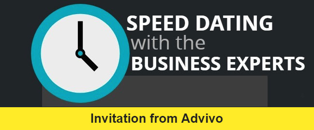 Advivo Speed Dating with the Business Experts Seminar - March 2019
