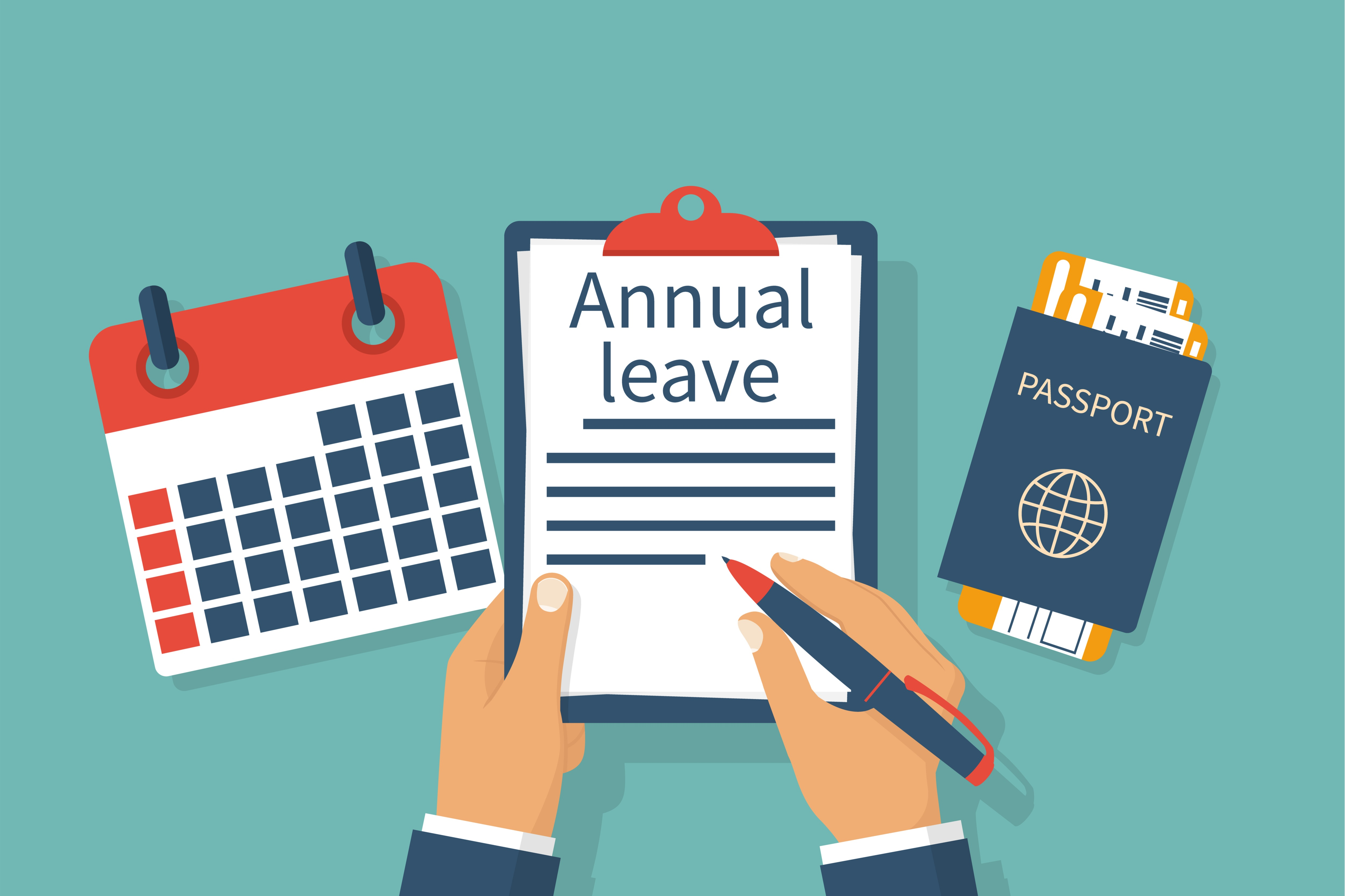 Managing Annual Leave Over the Holidays