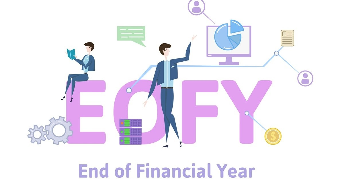 Are You Ready for End of Financial Year?