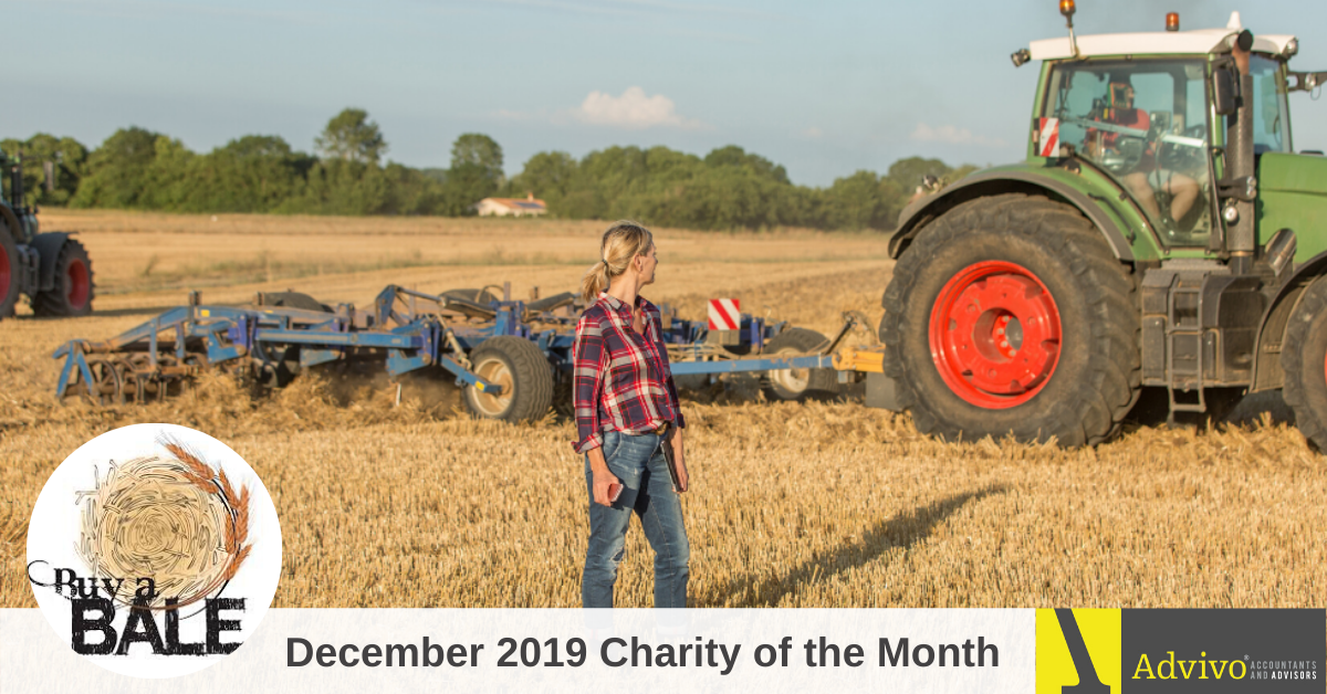 December 2019 Charity of the Month