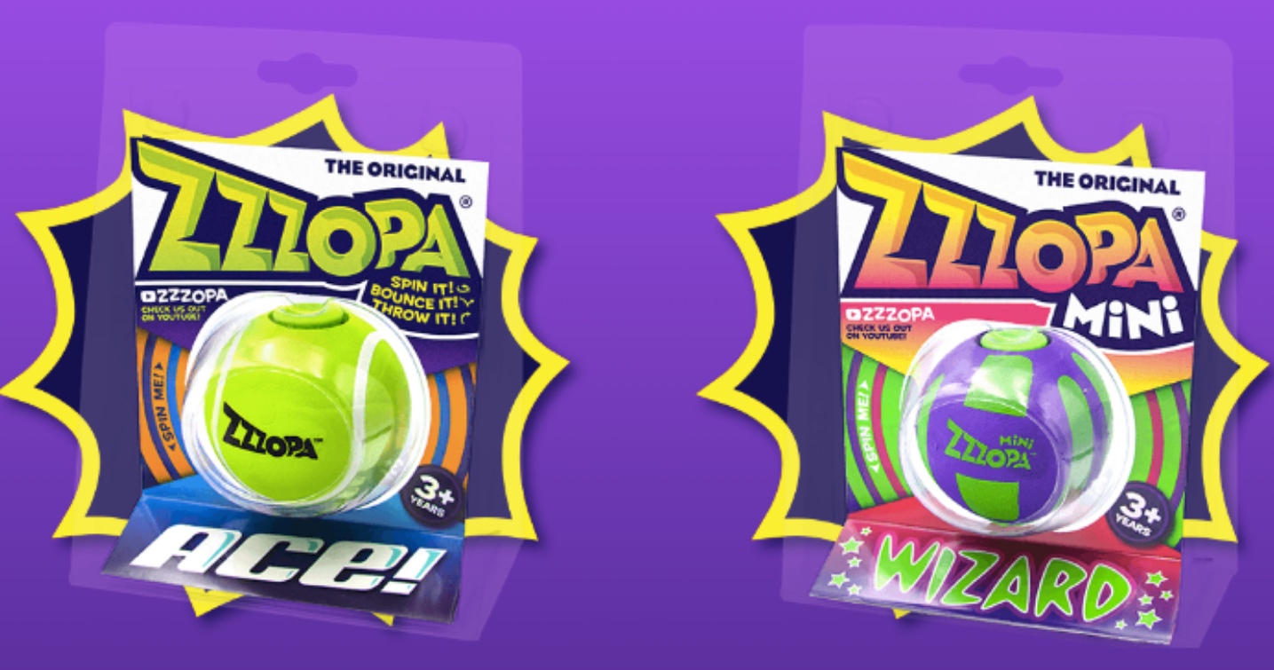 Zzzopa - Innovative Toy - ICP Commercialisation Project