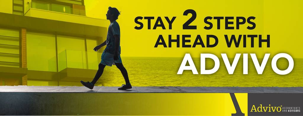 Stay two steps ahead with advivo