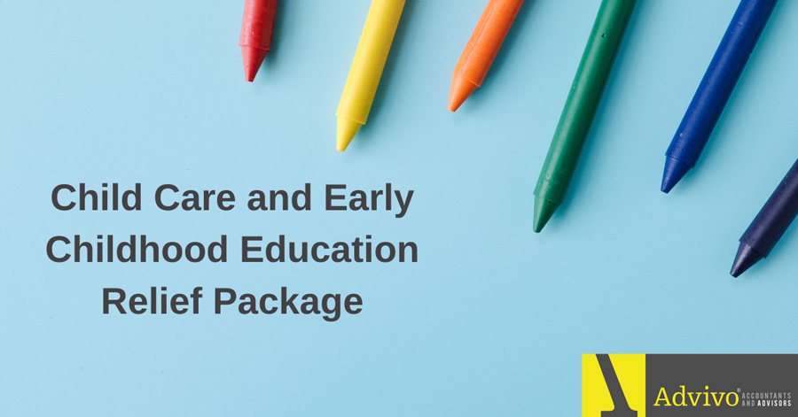 Child Care and Early Childhood Education Relief Package