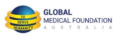 Global Medical Foundation Logo - Charity of the Month Image